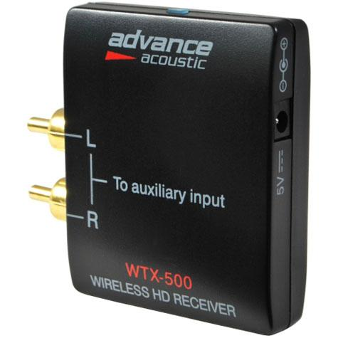 Advance Acoustic WTX-500 Bluetooth® Receiver with aptX