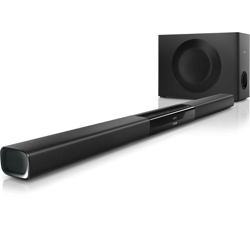 philips soundbar hook up