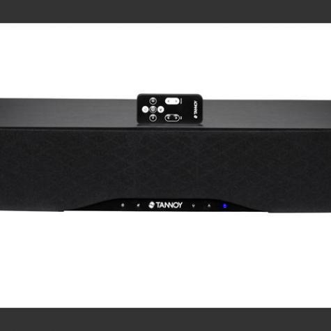 tannoy basestation one soundbar with aptx. Black Bedroom Furniture Sets. Home Design Ideas